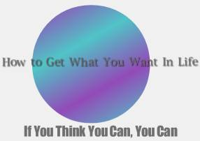 How to Get What You Want Logo