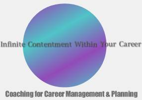 Infinite Contentment Within Career Logo